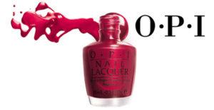 OPI / O.P.I. in ihrem kosmetikstudio pur & schön